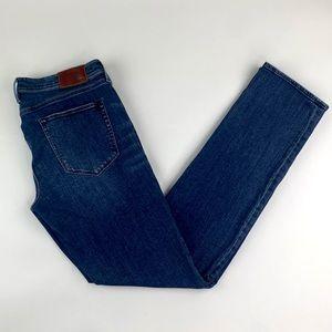 Madewell Rail Straight Leg Denim Jeans 34 X 33